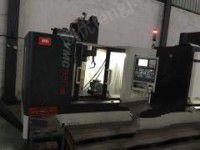 1台沈阳850e立式加工设备出售
