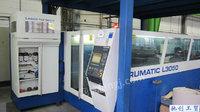 出售闲置通快激光切割机L3050,5000瓦高速机