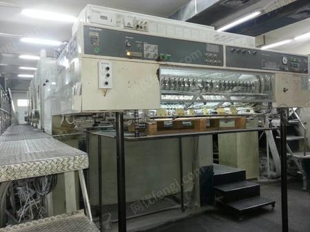 深圳出售二手91年小森640电脑酒精印刷机