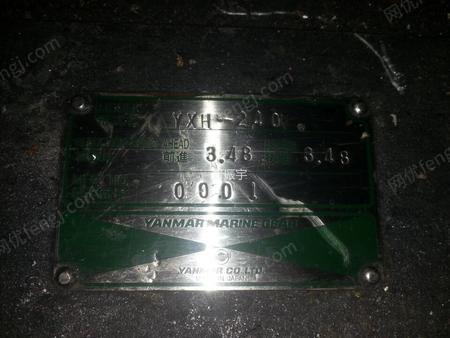 出售二手新瀉6L25BX柴油機
