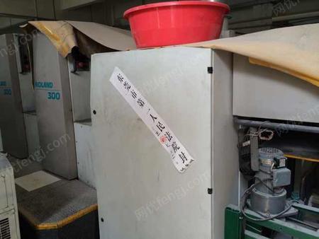 深圳转让罗兰302,98年电脑酒精印刷机