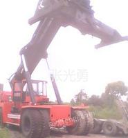 出售二手42吨卡尔玛正面吊