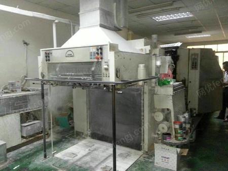转让92年罗兰606电脑酒精印刷机