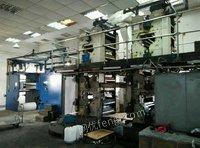 出售二手上海高斯双塔轮转印刷机