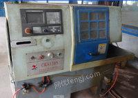 转让业务发展转型CK6130S数控机床压力机等低价