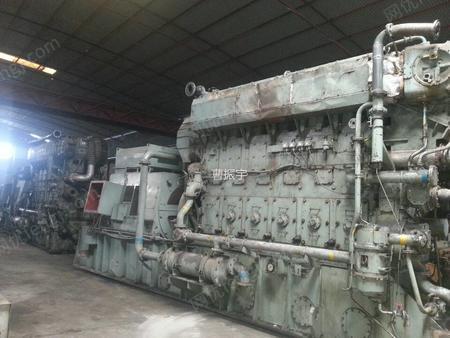 出售洋馬2200KW柴油發電機組.