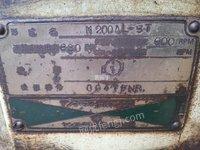 出售洋马M200AL一ST柴油机
