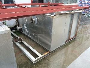 出售不锈钢前处理水槽