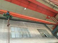 急求22.5米QD双梁桥吊,5-32吨单双梁,要求8-9成新