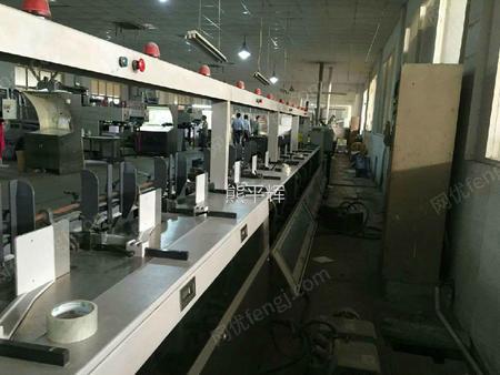 出售二手2012年浙江平湖产滚式配页机PYZG440.8成新