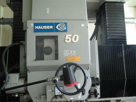 出售二手坐标磨,瑞士豪瑟坐标镗床S50-CNC.314