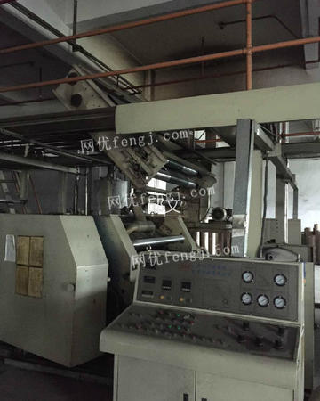 转让二手B楞E楞1.8米二层瓦楞纸板生产线