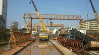 求购50吨19.5米QD桥式双梁一台