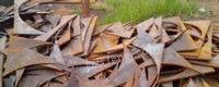 遵义拓特铸锻大量采购铸造 q235废钢精炉料,冲压炉料规格:300mm以下 | 厚度:大于10mm