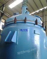 衡阳市化工厂出售反应釜设备-湖南化工设备交易市场