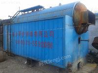 低价出售4吨卧式二手锅炉