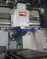 出售日本SNK2-4米龙门镗铣加工中心
