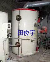 市场现货二手韩国庆东燃油20万大卡30万大卡热水锅炉