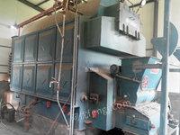 出售二手2012年1吨蒸汽锅炉