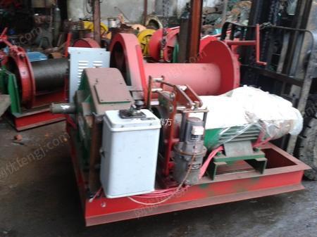 出售5吨11千瓦八级,8吨16千瓦八级起重电机