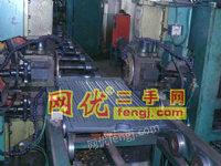 低价转让变压器用片式散热器生产线