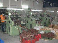供应业务转型,低价全套织带机,织绳机。