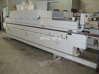 出售九成新板式生产成套设备/二手木工机械