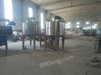 高价回收二手果酒厂设备、各种酿酒设备