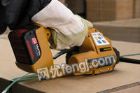回收二手瑞士手提STB70电动打包机