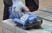 回收二手瑞士ORT250手提电动打包机