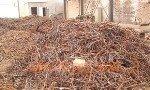 鲁丽大量收购本地周边已加工废钢铁,洁净钢刨花,洁净废钢优先