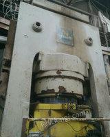 出售二手地板砖压力机3800型