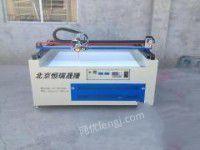 处理库存二手大韩水晶制作设备涂胶机封面涂胶设备