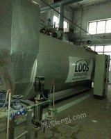出售德国进口4吨燃气锅炉二台