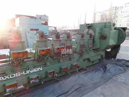 出售德国产1.25×6米数控曲轴磨床