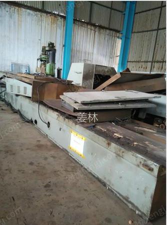 出售1.6+4米,1.25×4米龙门导轨磨床