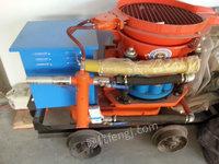 出售二手湿式喷浆机