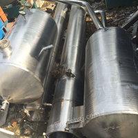 山东出售二手双效降膜蒸发器一台