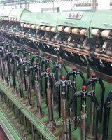 出售二手整厂五万锭纺纱设备:山东济阳国营大厂设备