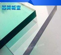 长期供应透明PC磨砂耐力板12mm