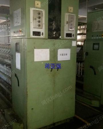 出售二手细纱机,法国NSC细纱机CF32双面416锭