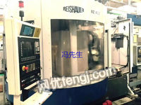 低价出售莱斯豪尔 数控高效磨齿机 RZ400
