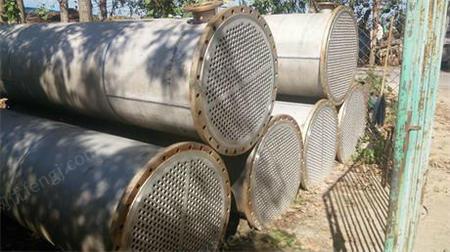 低价出售型号齐全、不锈钢列管冷凝器4-800平方