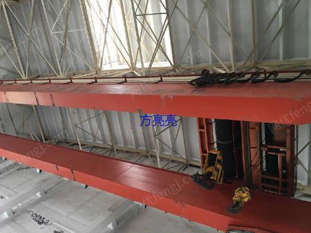 出售80吨-20吨行车35米跨度行车一台.杭州产货在扬州
