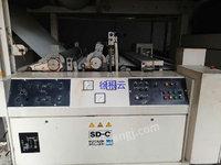 德国祖克浆纱机_出售二手浆纱机 德国祖克浆纱机,型号we10pc,宽度400cm