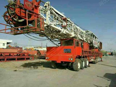30钻机,750修井机