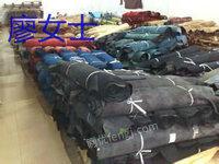 长期高价回收 棉布,帆布,尼龙布,无纺布