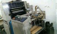 二手进口印刷机出售