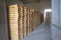 高价回收二手木质托盘包装箱胶合板方木