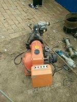 回收各种型号燃气燃烧机燃油燃烧机